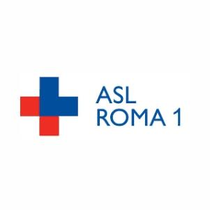 Marchio ASL ROma 1, cliente di Burlandi Franco Srl