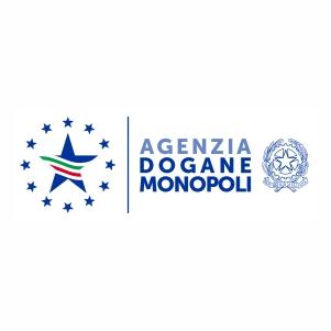 Marchio dell'Agenzia delle Dogane e dei Monopoli, cliente di Burlandi Franco Srl