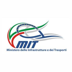 Marchio del Ministero delle infrastrutture e dei trasporti, cliente di Burlandi Franco Srl