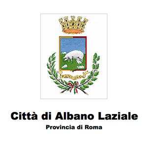 Stemma della città di Albano Laziale, cliente di Burlandi Franco Srl