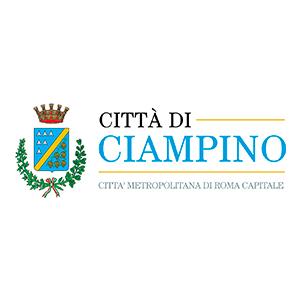 Stemma del Comune di Ciampino, cliente di Burlandi Franco Srl
