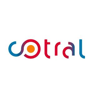 Marchio di Cotral, cliente di Burlandi Franco Srl