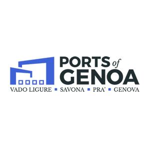 Marchio Porto di Genova, cliente di Burlandi Franco Srl