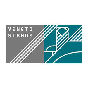 Marchio di Veneto Strade, cliente di Burlandi Franco Srl